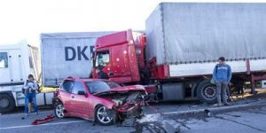 Most Common Factors in Tractor-Trailer Accidents