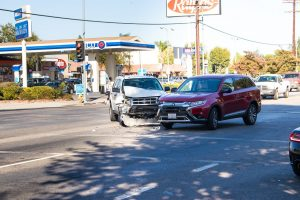 Albuquerque, NM - Collision with Injuries at San Mateo Blvd & Prospect Ave