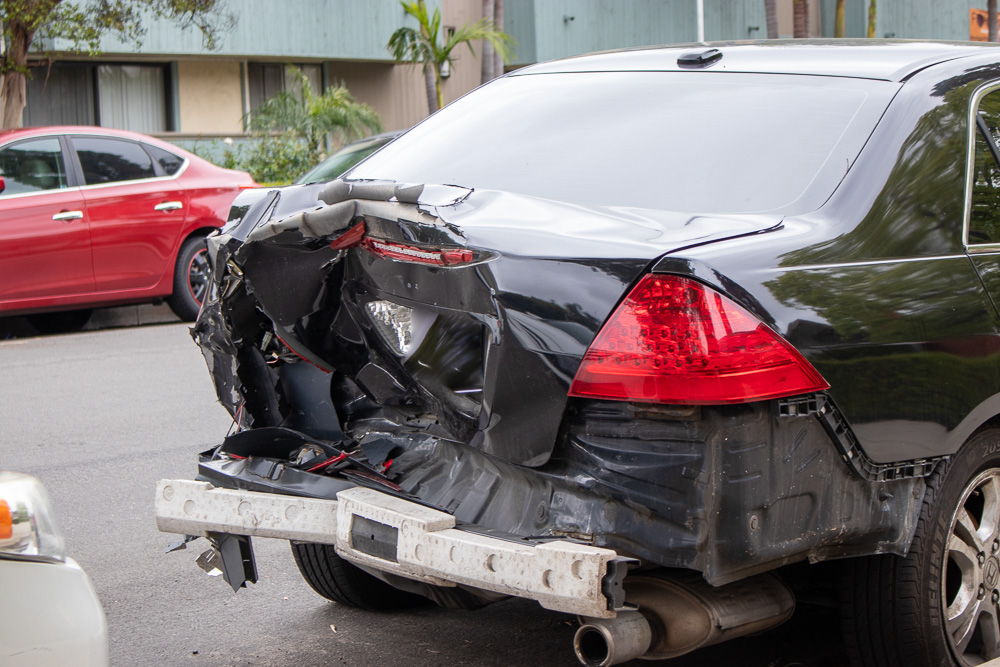 Albuquerque, NM - Crash at Stanford Dr & Indian School Rd Ends in Injuries