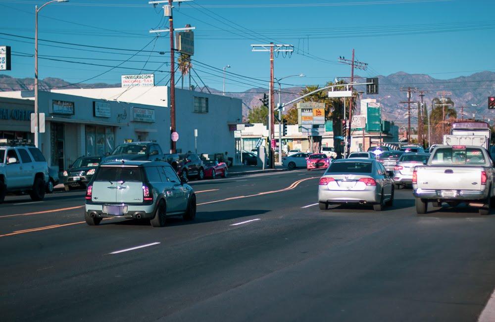 Albuquerque, NM - Lead Ave & Ash St Scene of Injury Collision