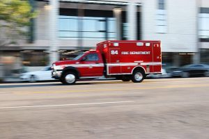Albuquerque, NM - Injuries Following Crash at Zuni Rd & Dallas St