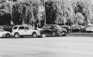 Albuquerque, NM - Alameda Blvd & San Mateo Blvd Site of Injury Collision