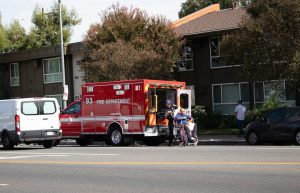 Albuquerque, NM - Coors Blvd & Coors Byp Scene of Wreck with Injuries