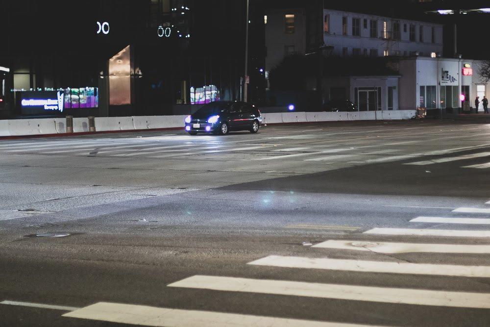 Albuquerque, NM - Pedestrian Fatally Hit at I-25 & Lomas Blvd