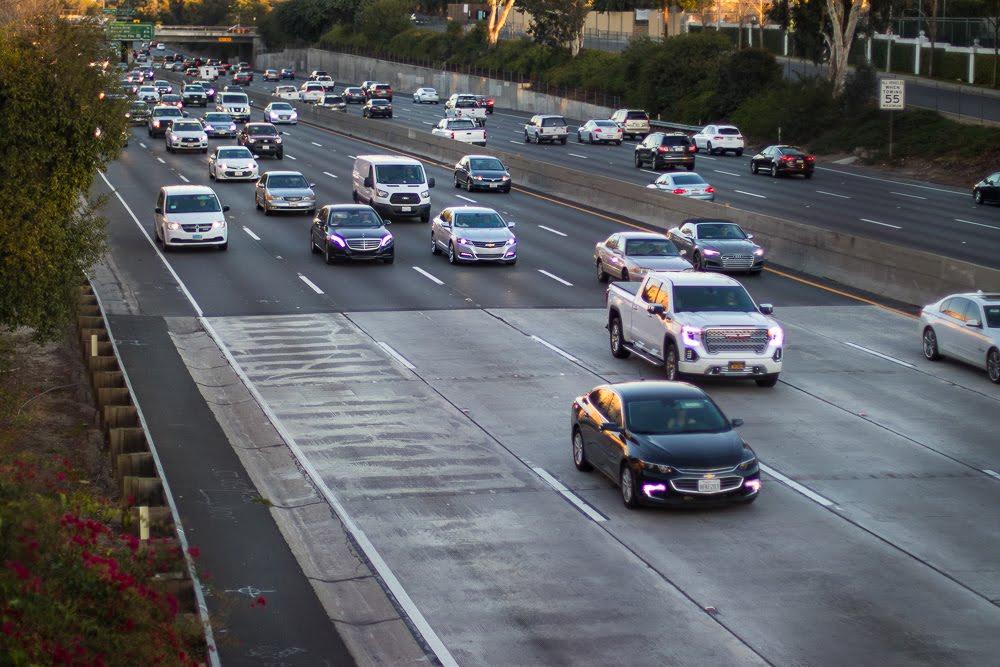 Albuquerque, NM - I-25 & Gibson Blvd Scene of Injury Car Accident
