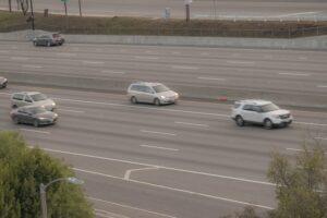 Albuquerque, NM - Montgomery Pkwy & Morris St Scene of Injury Collision